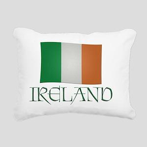 Irish-flag-Ireland Rectangular Canvas Pillow