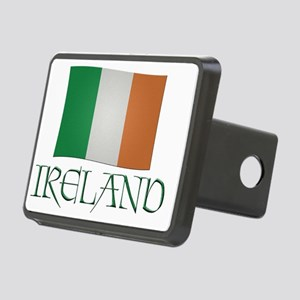 Irish-flag-Ireland Rectangular Hitch Cover