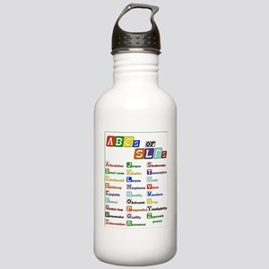 abcs of slps Stainless Water Bottle 1.0L