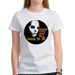 Behind the Mask   Women's T-Shirt