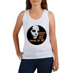 Behind the Mask   Women's Tank Top