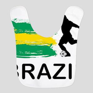 Brazil Football Bib