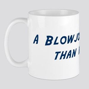 A Recession Proof Job! Mug