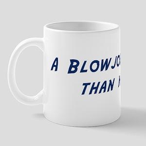 A Recession Proof Job! Mug