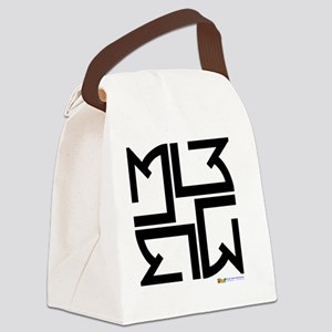 Milo T-Shirt Canvas Lunch Bag
