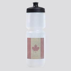 Vintage Canada Sports Bottle