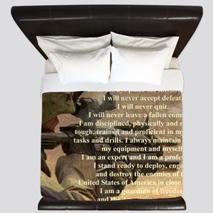 creed2321 King Duvet