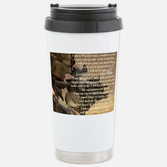 creed2321 Stainless Steel Travel Mug