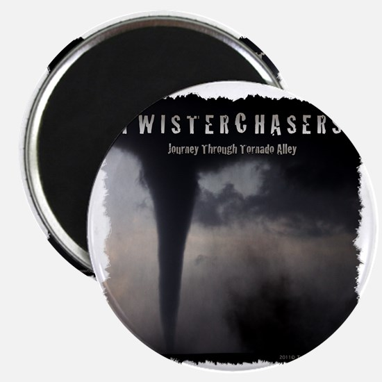 TwisterChasers T Shirt Magnet