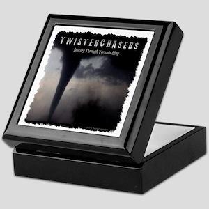 TwisterChasers T Shirt Keepsake Box