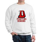 Fighting Demons Sweatshirt