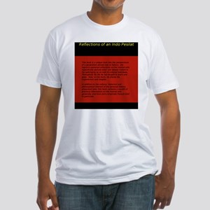 BACK Fitted T-Shirt
