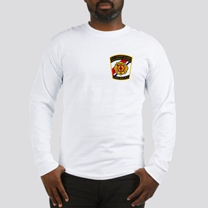 TRACEN Fire Department<BR> Long Sleeves 2