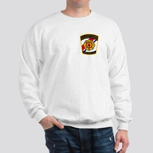 TRACEN Fire Department<BR> Sweatshirt 2