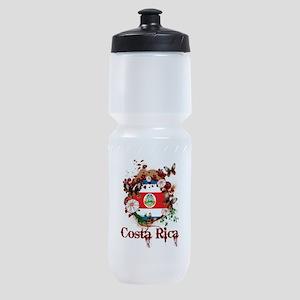 Butterfly Costa Rica Sports Bottle