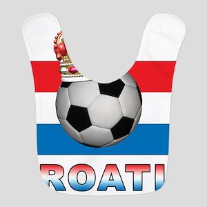 Croatia Football Bib