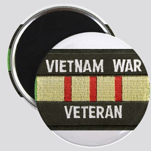 RVN War Veteran Magnet