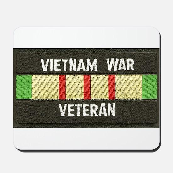 RVN War Veteran Mousepad