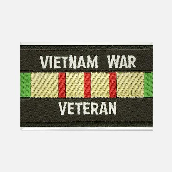 RVN War Veteran Rectangle Magnet