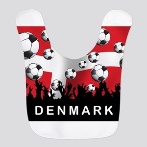 Denmark Football Bib