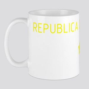 Republica Logo 5 Mug