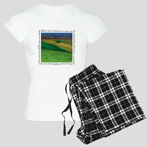 MaytheroadFINALmain. Women's Light Pajamas
