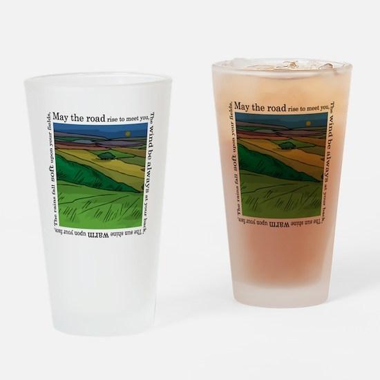 MaytheroadFINALmain. Drinking Glass