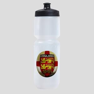 England Football Sports Bottle