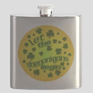 Shenanigans Flask
