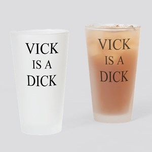 Vickisadick Drinking Glass