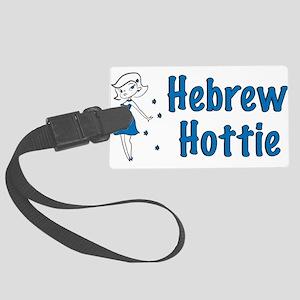 Hebrew Hottie Luggage Tag