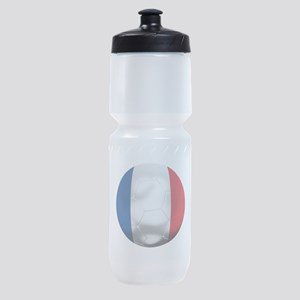 France Football Sports Bottle