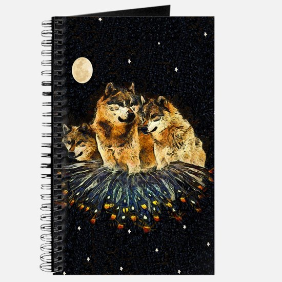 Sky Wolves Journal