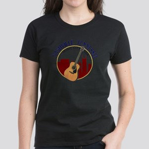 Nashville, TN Music City USA-RD T-Shirt