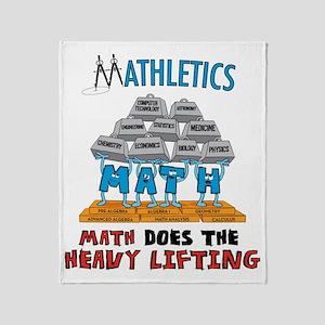 2-mathetics2010_final Throw Blanket