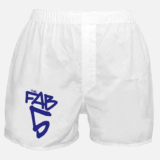 3-fab5back Boxer Shorts