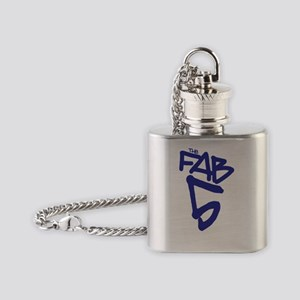 3-fab5back Flask Necklace