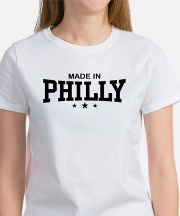 Made in Philly Women's T-Shirt