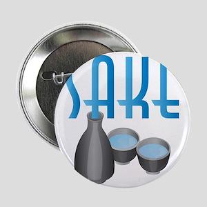 """C-256 (sake) 2.25"""" Button"""