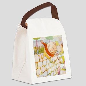 NURSERY humpty3_l Canvas Lunch Bag