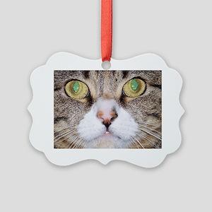 Anya Closeup Picture Ornament