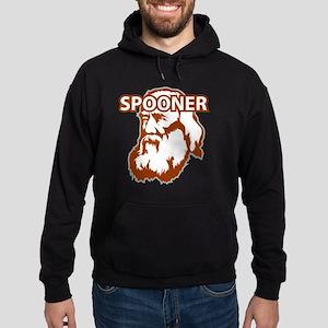 Spooner_front Hoodie (dark)