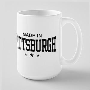 Made in Pittsburgh Large Mug