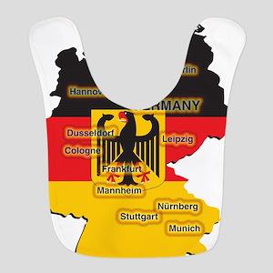 Germany Map Bib