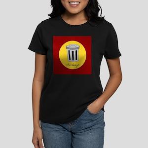 garbage Women's Dark T-Shirt