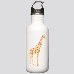 Giraffe Stainless Water Bottle 1.0L