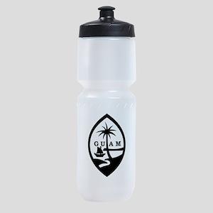 Guam Sports Bottle