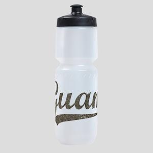 Vintage Guam Sports Bottle