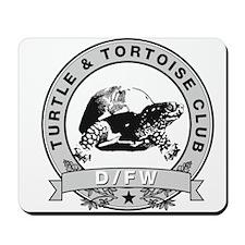 DFW Turtle & Tortoise Club Mousepad