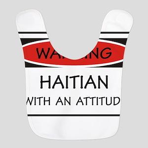 Attitude Haitian Bib